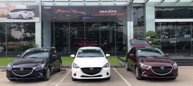 Mazda2 mới, nhập khẩu Thái Lan đã về đại lý với nhiều thay đổi bên trong, giá dự kiến từ 509 triệu đồng - Ảnh 5.