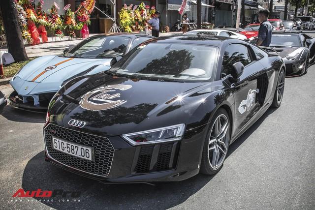Cường Đô-la tậu Audi R8 V10 Plus từng của ông chủ cafe Trung Nguyên - Ảnh 1.