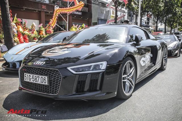 Cường Đô-la tậu Audi R8 V10 Plus từng của ông chủ cafe Trung Nguyên - Ảnh 2.