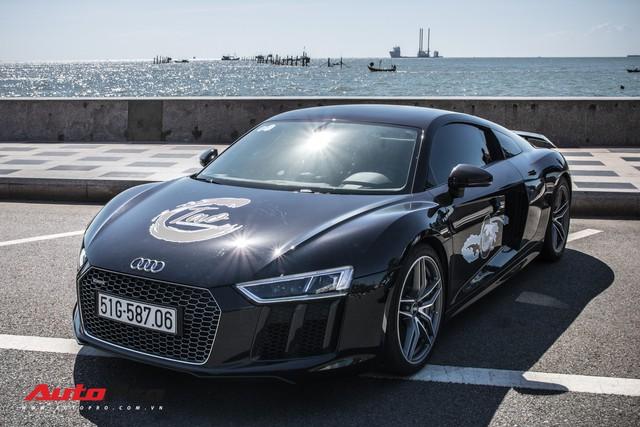 Cường Đô-la tậu Audi R8 V10 Plus từng của ông chủ cafe Trung Nguyên - Ảnh 5.
