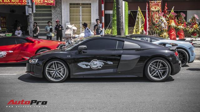 Cường Đô-la tậu Audi R8 V10 Plus từng của ông chủ cafe Trung Nguyên - Ảnh 4.