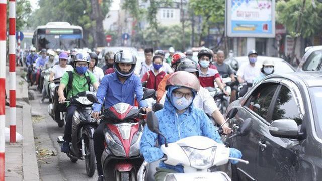 Lo ngại tắc đường, ô nhiễm nghiêm trọng, Hà Nội sẽ lập đề án thu phí phương tiện vào nội đô