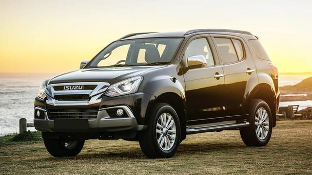 10 xe bán ít nhất 2019 tại Việt Nam: 4 mẫu của Toyota - Ảnh 5.