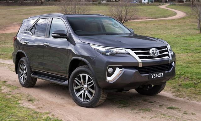Có 1,25 tỷ không mua SUV VinFast Lux SA2.0 có những lựa chọn gì? - Ảnh 9.