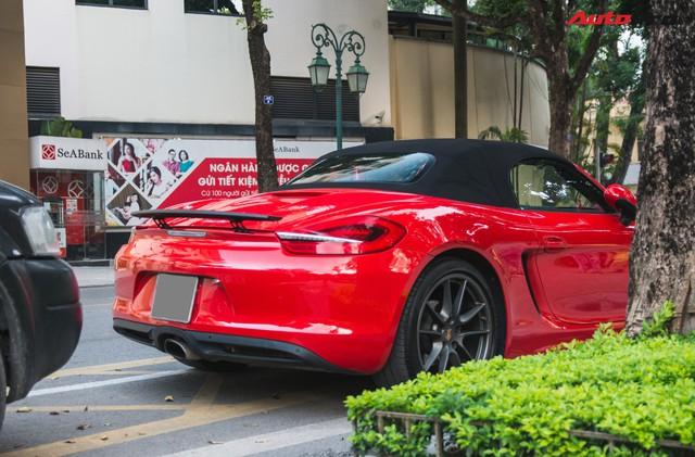 Porsche Boxster - Hàng hiếm cho đại gia Việt sành chơi - Ảnh 12.
