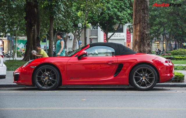 Porsche Boxster - Hàng hiếm cho đại gia Việt sành chơi - Ảnh 6.