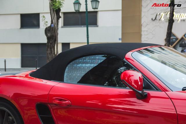 Porsche Boxster - Hàng hiếm cho đại gia Việt sành chơi - Ảnh 5.