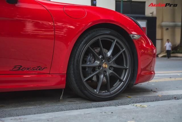 Porsche Boxster - Hàng hiếm cho đại gia Việt sành chơi - Ảnh 7.