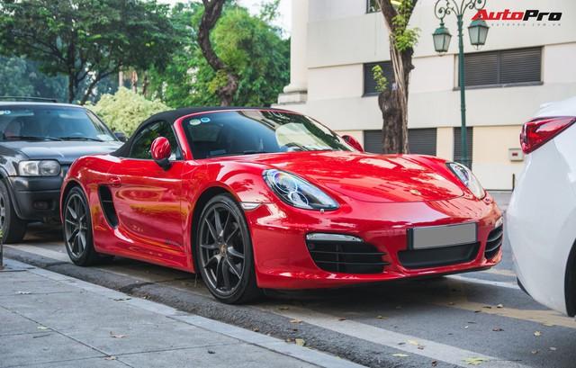 Porsche Boxster - Hàng hiếm cho đại gia Việt sành chơi - Ảnh 1.