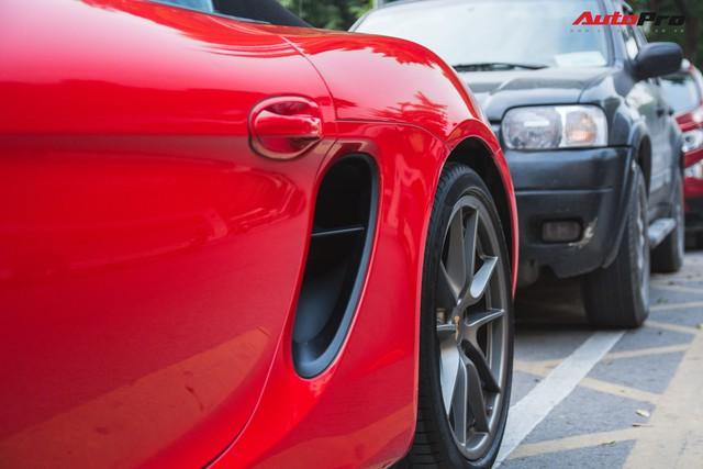 Porsche Boxster - Hàng hiếm cho đại gia Việt sành chơi - Ảnh 8.