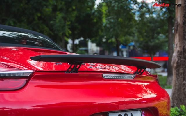 Porsche Boxster - Hàng hiếm cho đại gia Việt sành chơi - Ảnh 11.