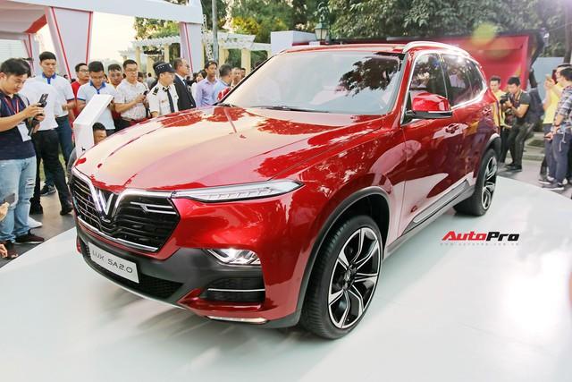 VinFast cung cấp phiên bản tuỳ chọn cho sedan và SUV, khách mua xe tha hồ lựa hàng triệu cấu hình - Ảnh 4.