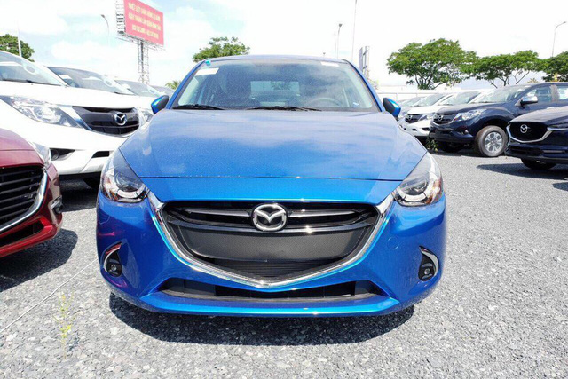 THACO xác nhận Mazda2 sắp bán ở Việt Nam có G-Vectoring Control, giá tạm tính từ 509 triệu đồng - Ảnh 1.