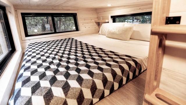 Quên nhà nghỉ, khách sạn đi, đây là nhà di động trong mơ cho dân phượt thích xách xe lên và đi - Ảnh 6.