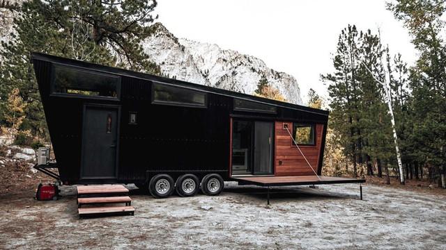 Quên nhà nghỉ, khách sạn đi, đây là nhà di động trong mơ cho dân phượt thích xách xe lên và đi - Ảnh 9.