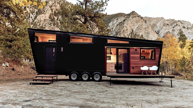"""Quên nhà nghỉ, khách sạn đi, đây là nhà di động trong mơ cho dân phượt thích """"xách xe lên và đi"""""""