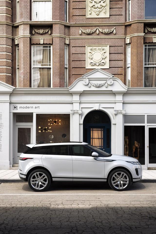 Land Rover ra mắt Range Rover Evoque 2019: Dáng dấp Velar - Ảnh 4.