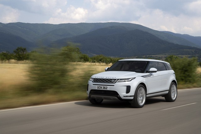 Land Rover ra mắt Range Rover Evoque 2019: Dáng dấp Velar - Ảnh 1.