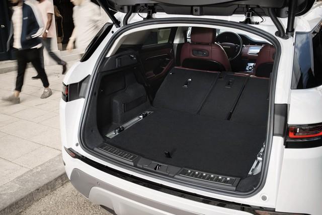 Land Rover ra mắt Range Rover Evoque 2019: Dáng dấp Velar - Ảnh 8.