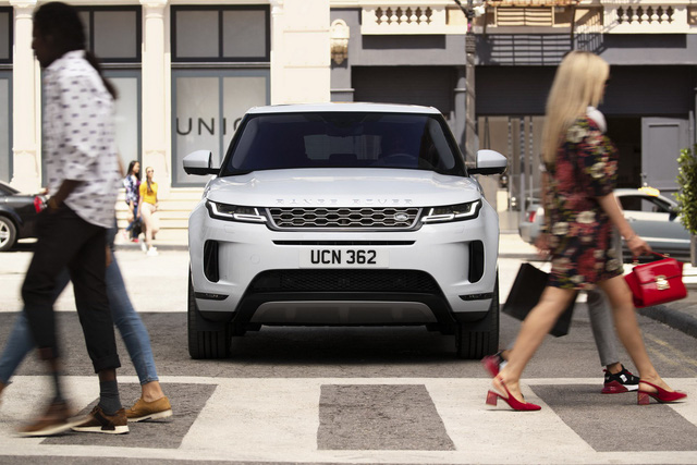 Land Rover ra mắt Range Rover Evoque 2019: Dáng dấp Velar - Ảnh 2.