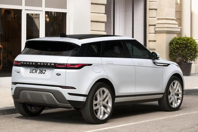 Range Rover Evoque 2019 chính hãng về ngập kho đại lý với 2 phiên bản, giá dự kiến từ 3,799 tỷ đồng - Ảnh 3.