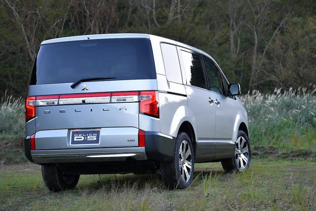 Mitsubishi giới thiệu mẫu MPV thế hệ mới, lấy cảm hứng từ Xpander - Ảnh 4.