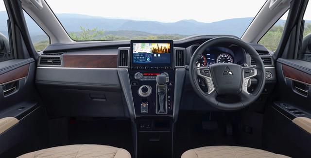 Mitsubishi giới thiệu mẫu MPV thế hệ mới, lấy cảm hứng từ Xpander - Ảnh 7.