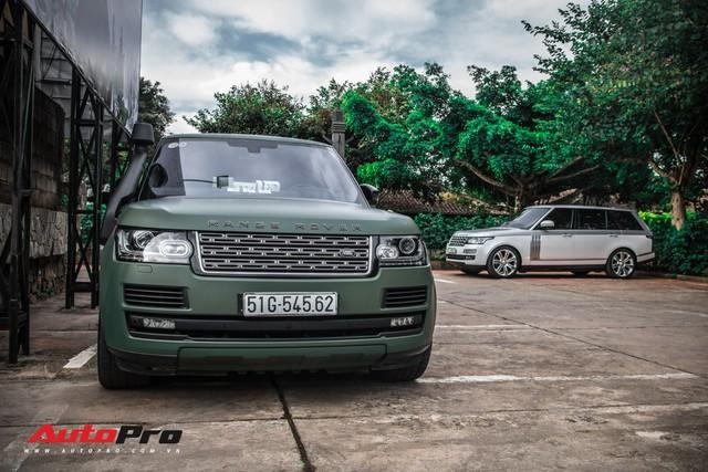 Khám phá Range Rover SVAutobiography LWB chuyên chở khách VIP của ông chủ cafe Trung Nguyên - Ảnh 15.