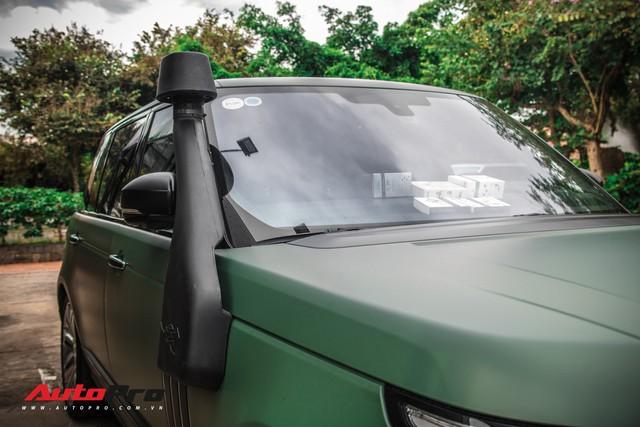 Khám phá Range Rover SVAutobiography LWB chuyên chở khách VIP của ông chủ cafe Trung Nguyên - Ảnh 5.