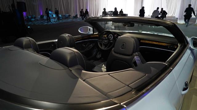 Bentley giới thiệu Continental GT Convertible 2019 - Ảnh 4.