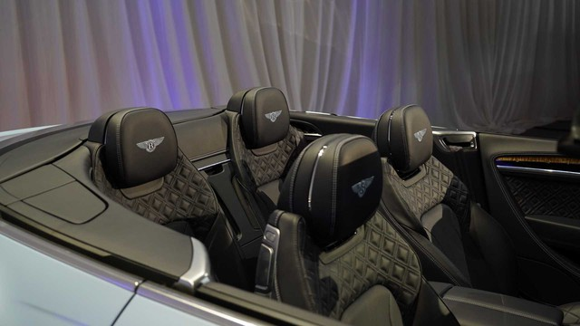 Bentley giới thiệu Continental GT Convertible 2019 - Ảnh 3.