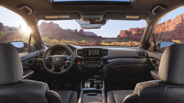Đối trọng của Hyundai Santa Fe là Honda Passport 2019 chính thức ra mắt - Ảnh 7.