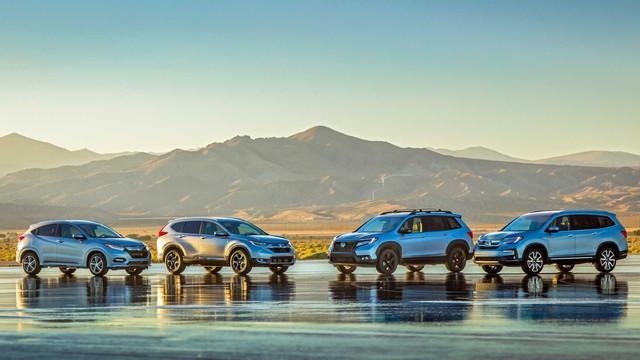 Đối trọng của Hyundai Santa Fe là Honda Passport 2019 chính thức ra mắt - Ảnh 4.