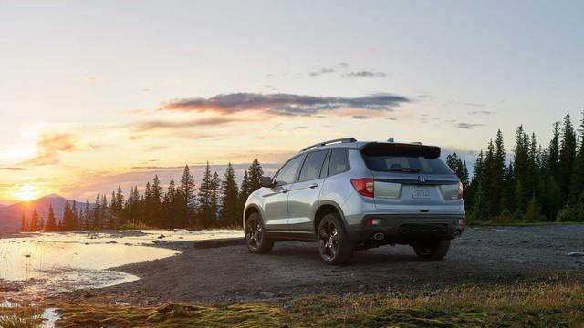 Đối trọng của Hyundai Santa Fe là Honda Passport 2019 chính thức ra mắt - Ảnh 3.