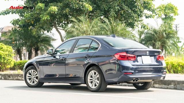Đại gia sở hữu BMW 3-Series mất gần 400 triệu đồng sau năm đầu tiên sử dụng xe - Ảnh 4.