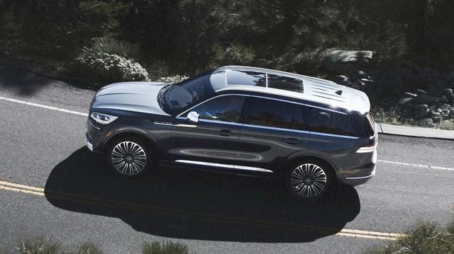 Lincoln Aviator – SUV sang chung khung gầm Ford Explorer cạnh tranh Audi Q7, Volvo XC90 trình diện - Ảnh 3.