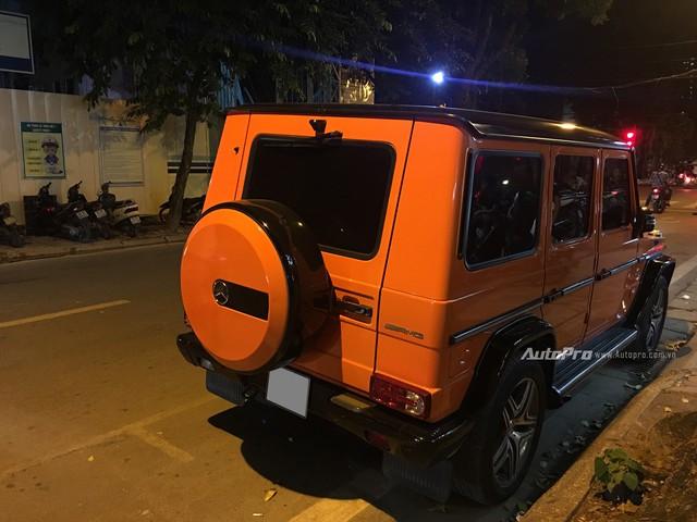 Chán màu sặc sỡ, dân chơi Hà Thành đưa chiếc Mercedes-AMG G63 về màu nguyên bản độc nhất Việt Nam - Ảnh 9.
