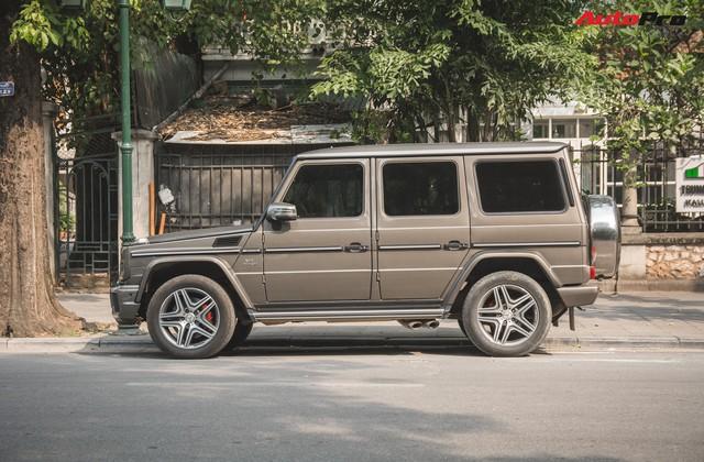 Chán màu sặc sỡ, dân chơi Hà Thành đưa chiếc Mercedes-AMG G63 về màu nguyên bản độc nhất Việt Nam - Ảnh 3.