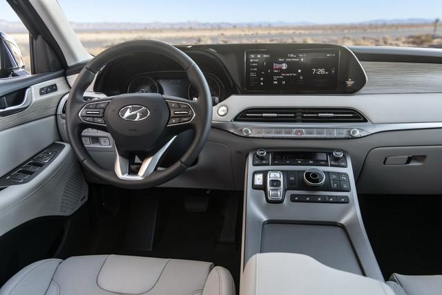 Ra mắt Hyundai Palisade - Đàn anh Santa Fe, đối đầu Ford Explorer - Ảnh 9.
