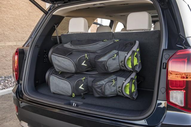 Ra mắt Hyundai Palisade - Đàn anh Santa Fe, đối đầu Ford Explorer - Ảnh 13.