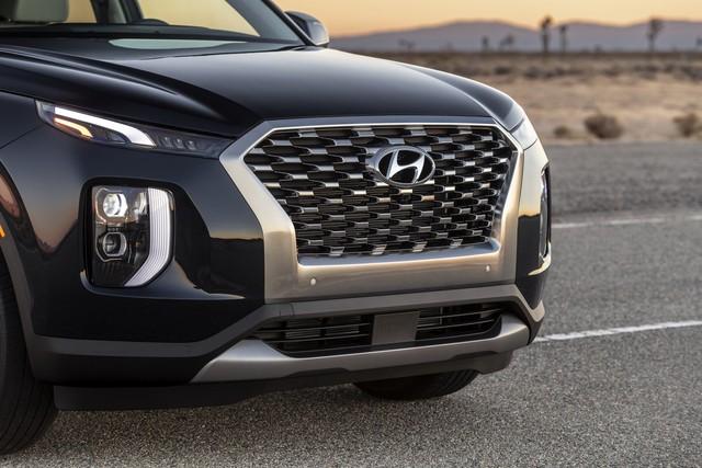 Ra mắt Hyundai Palisade - Đàn anh Santa Fe, đối đầu Ford Explorer - Ảnh 7.