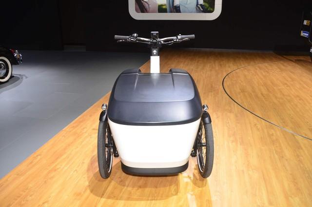 Volkswagen ra mắt... xích lô bán hàng chạy điện - Xu hướng của tương lai - Ảnh 2.