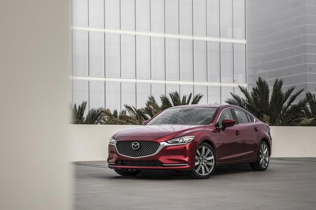 Mazda CX-5 và CX-8 sắp nâng đời, hứa hẹn mang động cơ I-6 hoàn toàn mới - Ảnh 1.