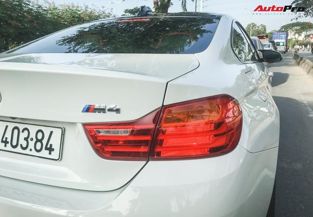 Bắt gặp chiếc BMW M4 Coupe độc nhất Việt Nam - Ảnh 4.