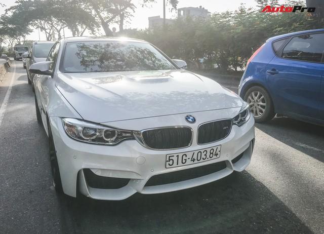Bắt gặp chiếc BMW M4 Coupe độc nhất Việt Nam - Ảnh 3.