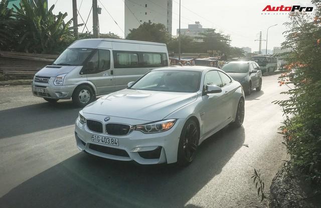 Bắt gặp chiếc BMW M4 Coupe độc nhất Việt Nam - Ảnh 1.