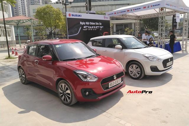 Suzuki Swift thế hệ mới nhập khẩu Thái Lan chốt lịch ra mắt tại Việt Nam - Ảnh 1.