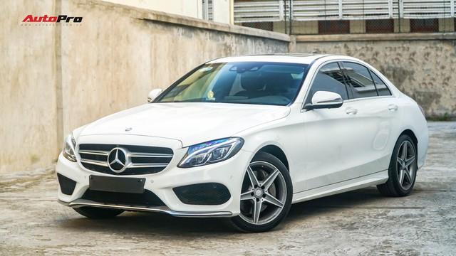 Mercedes-Benz C-Class - Cái tên nổi bật nhất thị trường xe sang cũ Việt Nam - Ảnh 16.