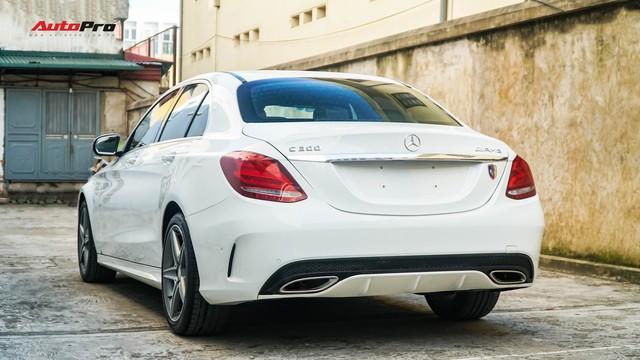 Mercedes-Benz C-Class - Cái tên nổi bật nhất thị trường xe sang cũ Việt Nam - Ảnh 4.