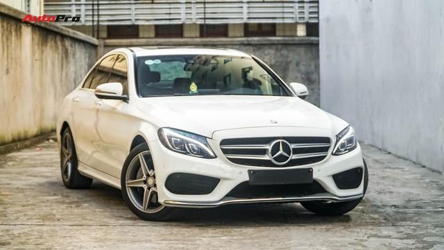 Mercedes-Benz C-Class - Cái tên nổi bật nhất thị trường xe sang cũ Việt Nam - Ảnh 2.